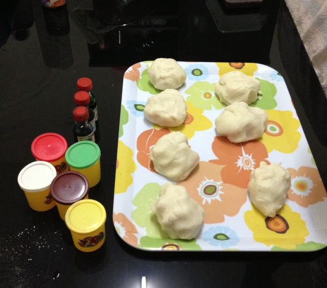 image_4 Homemade Playdoh DIY Homemade Playdoh Buat Iman  image 4