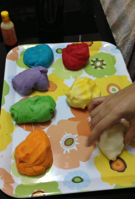 image_5 Homemade Playdoh DIY Homemade Playdoh Buat Iman  image 5