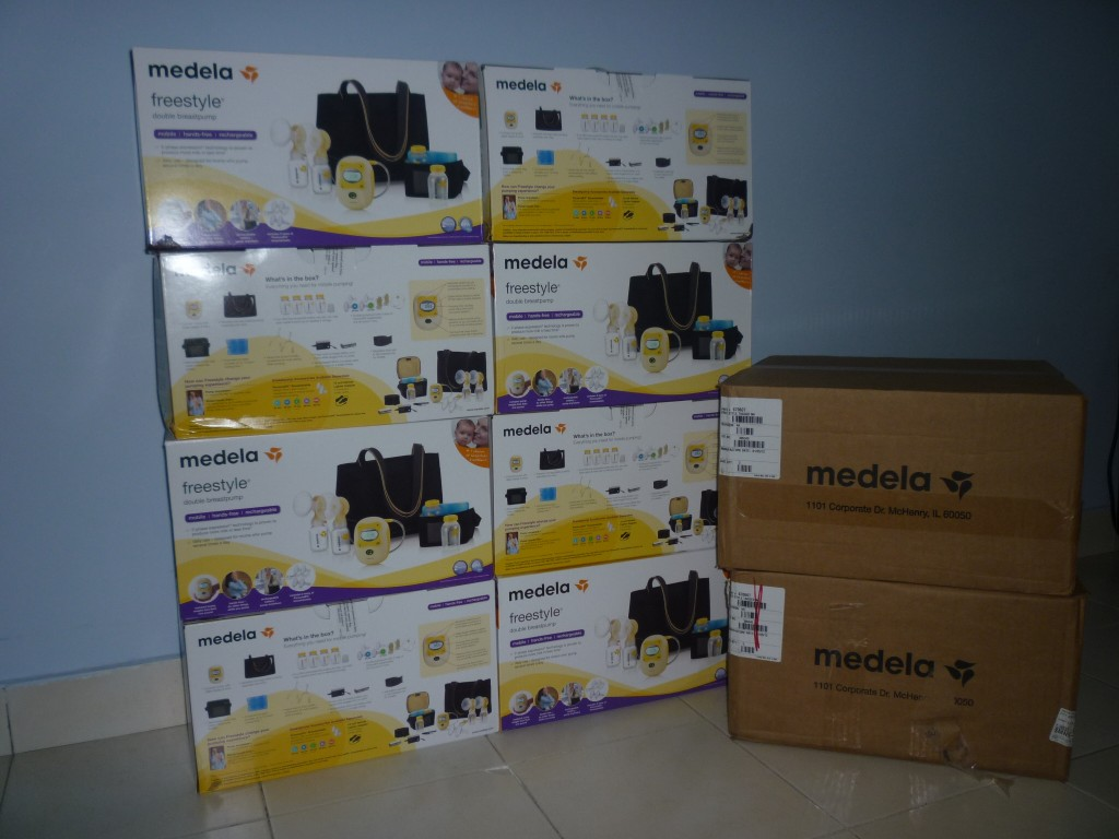 {focus_keyword} Medela Freestyle Now Accept Credit Card Payment! P1080063