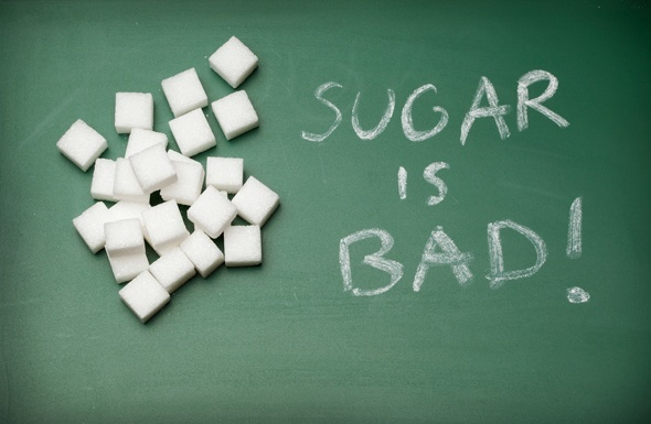 sugar-is-bad-written-on-blackboard